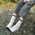 New Arrival Women Socks Summer Cotton Socks Female Ankle Dot Print Lovely Funny Socks Patchwork Long Harajuku Socks