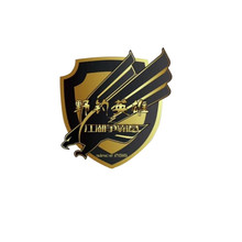 Customized Commemorative Badge Green and Cheap Zinc Alloy