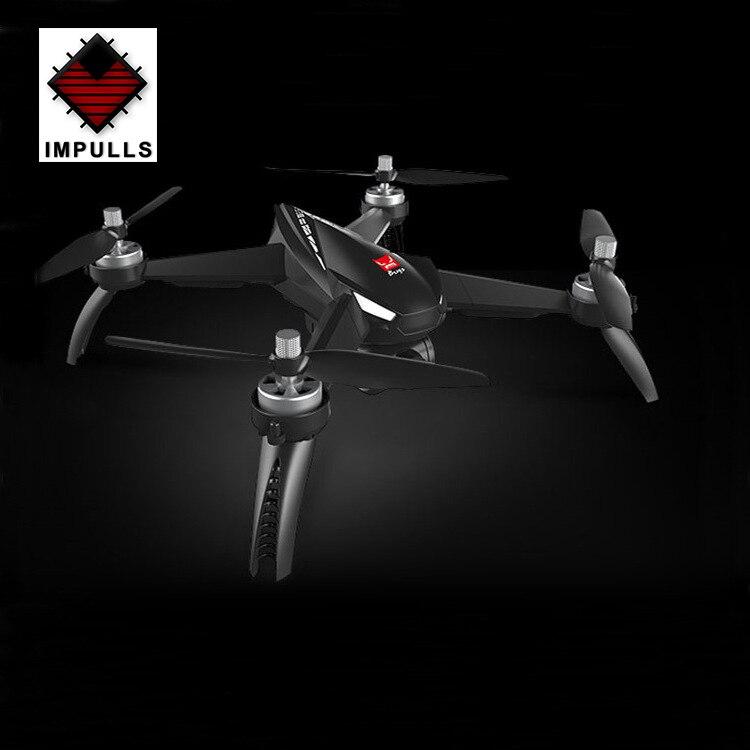 Impulls Nouveau 4CH Drone B5W avec 5g 1080 p Caméra Dron GPS Positionnement Surround Quadcopter Cadeaux pour Ki Jouets pour Enfants