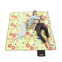 200x200cm Waterproof Folding Picnic Mat Outdoor Camping Beach Mattress Sleeping Pad Hiking Beach Blanket Portable Camping Mat