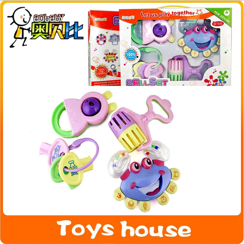 Toys For Kids 9 12 : Pcs set brinquedos baby toys months for