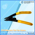 Original Fiber Optic Cable Stripper For Stripping 125 Micron Fiber, Double-nose pliers ,Forceps Miller ,FTTH Tools ,CFS-2
