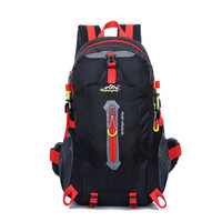 40L Outdoor Hiking Camping Waterproof Nylon Travel Rucksack Backpack Bag Bike Cycling Bicycle Bag Accessories High Quality May 9