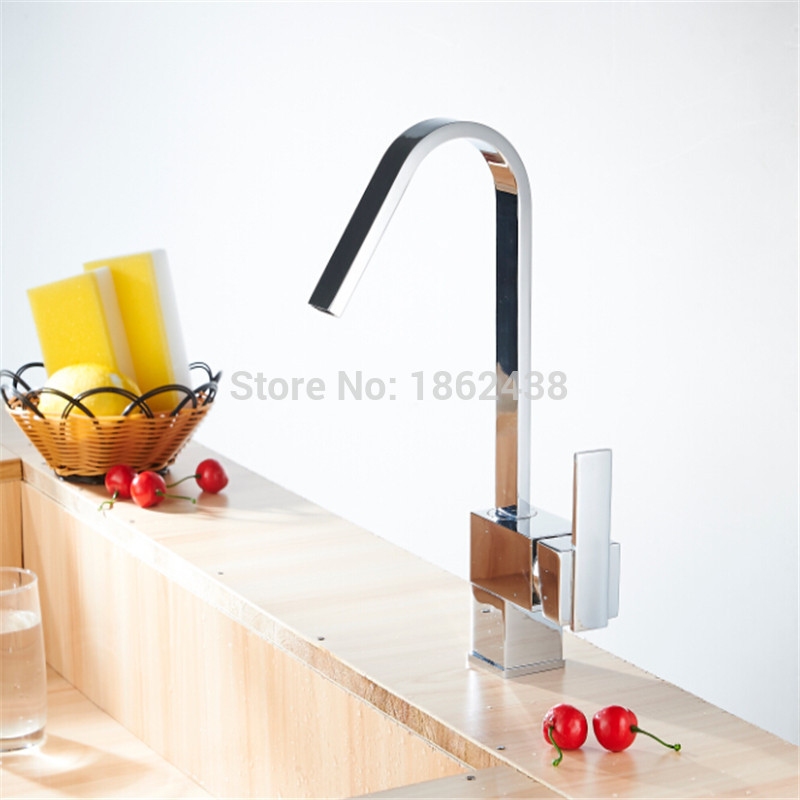 modern bathroom mixer pure copper basin sink and kitchen faucet simple design tap for bathroom accessories set