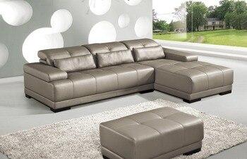 Rabatt Kuh echtes leder sitzgruppe wohnzimmer sofa möbel couch sofas ...