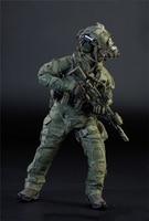 1/6 полный набор фигурку для сбора ВМС США SEAL Team Six Solider M009 мужской фигуры модель игрушки для коллекции