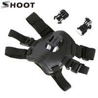 Нагрудный ремень SHOOT Fetch для собак, нагрудный ремень для GoPro Hero 8 7 5, SJCAM SJ4000 Xiaomi Yi 4K H9 DJI экшн-камеры, аксессуары для Go Pro