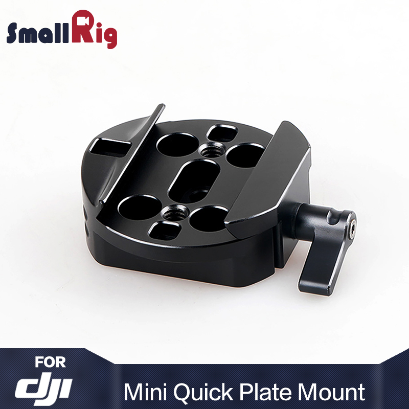 SmallRig DSLR Camera Quick Plate Mount for DJI Ronin/ DJI Ronin-m (Mini) and Ronin MX -1682