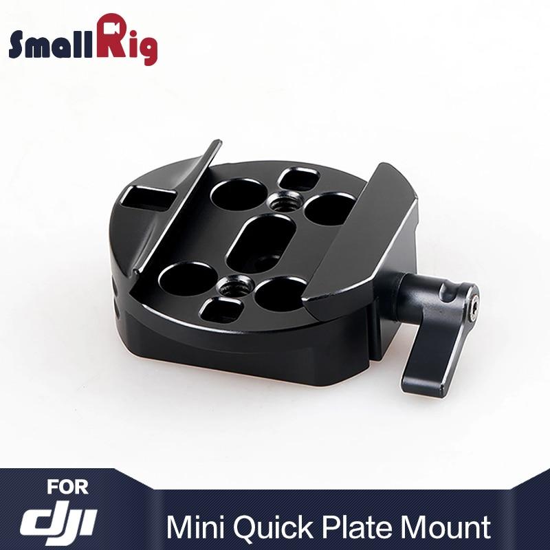SmallRig DSLR Camera Quick Plate Mount for DJI Ronin/ DJI Ronin-m (Mini) and Ronin MX -1682 ronin master y 721