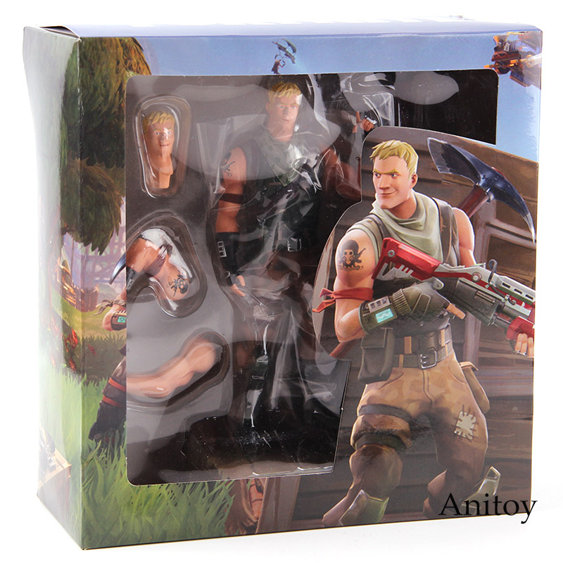 Hot Game Soldier Jonesy Action Figure PVC Collectible Model Toy 7