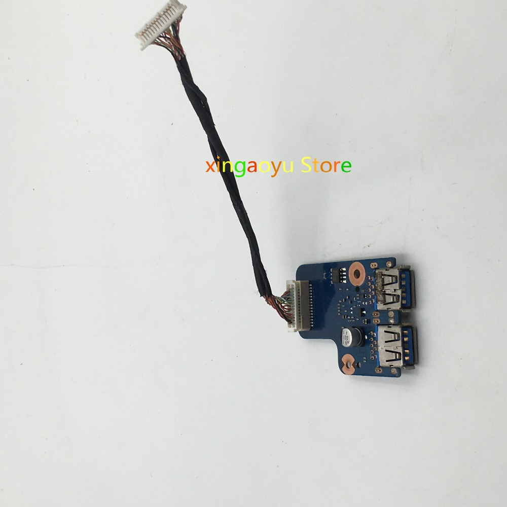 HDD Cable Connector for Lenovo Thinkpad S230u Compatible LS-8672P SSD Hard Drive Cable
