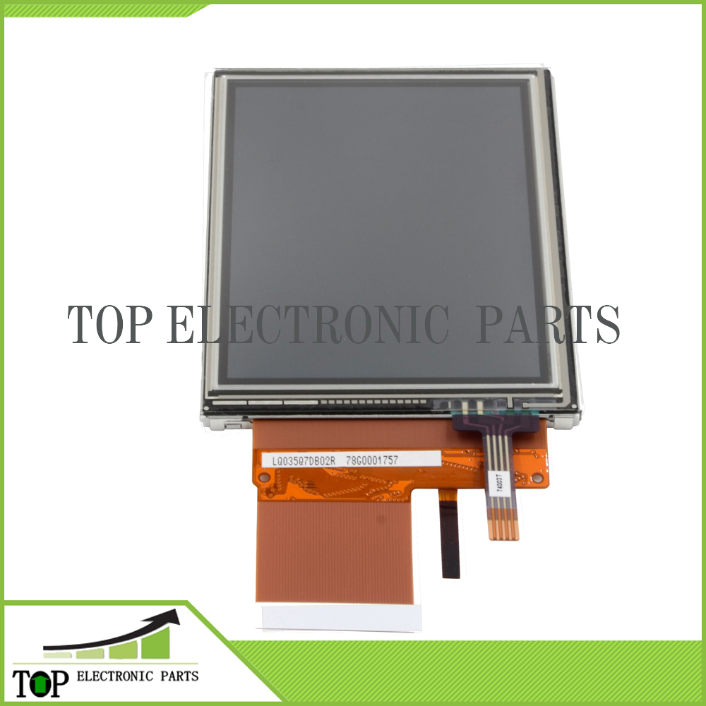 TOPCON FC-2500 FC2500 FC-250 FC250 LCD Display Screen With Digitizer Touch Screen