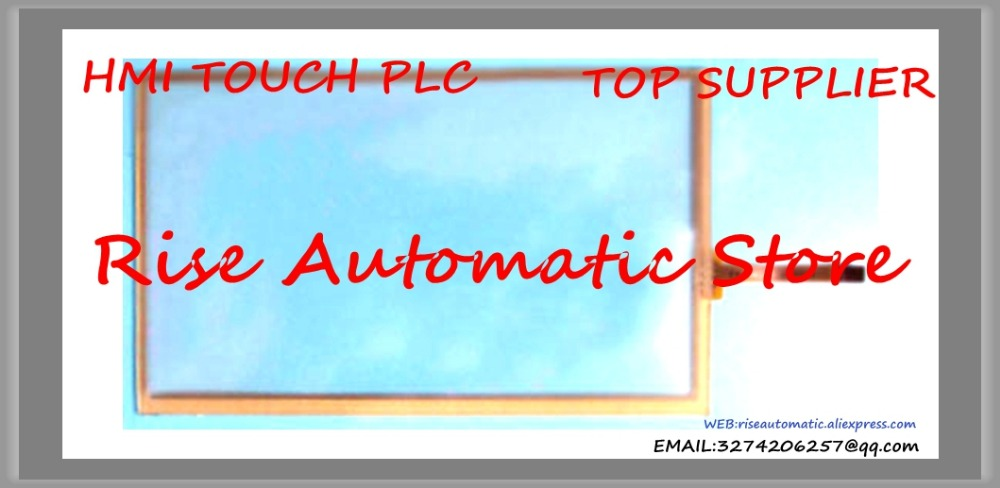 7 four inch wire resistive touch screen embedded navigation KDT-4357 166*100 9 inch four wire resistive touch screen 9 inch 208mm 152mm industrial screen handwriting touch screen screen