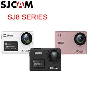 Image 2 - Original SJCAM SJ8 Serie SJ8 Air / SJ8 Plus / SJ8 Pro Extreme Sport Action Kamera WiFi Fernbedienung Wasserdicht sport DV