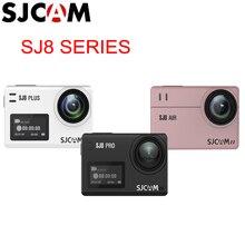 Original SJCAM SJ8 Series SJ8 Air / SJ8 Plus / SJ8 Pro Extreme Sport Action Camera WiFi Remote Control Waterproof Sports DV