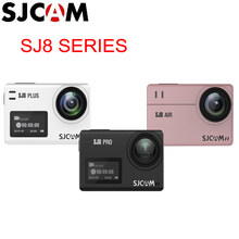 Original SJCAM SJ8 Series SJ8 Air / SJ8 Plus / SJ8 Pro Extreme Sport Action Camera WiFi Remote Control Waterproof Sports DV(China)