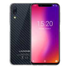 UMIDIGI One 4G Smartphone Android 8.1 Phablet 5.86″ MTK6763 2.0GHz Octa Core 4GB RAM 32GB ROM 12.0MP+5.0MP+16.0MP Cameras Phone