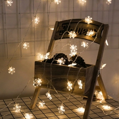 Luz Conduzida da Corda de neve fada luz led Modelo Número : Led Snow Light