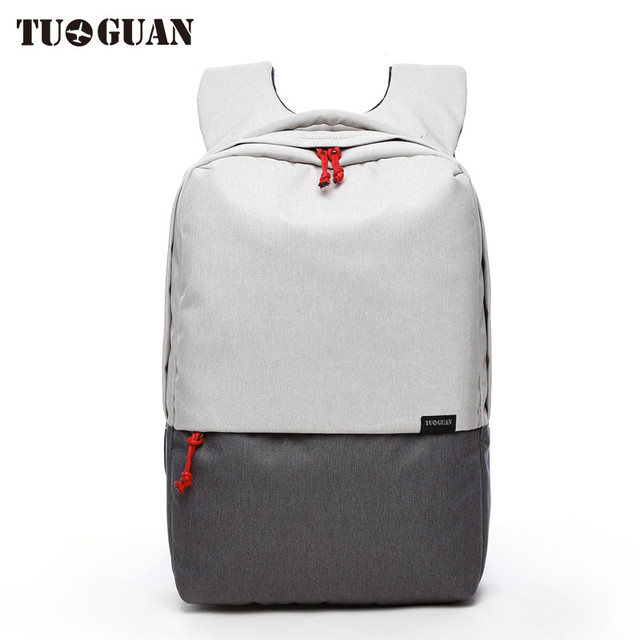 TUGUAN 2017 Brand Men's Backpacks USB Charging Bolsa Mochila for Laptop 14-15 Inch Notebook Computer Bags Male Backpack School