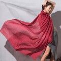 Hot Mulheres Vendas Moda Inverno Scarf Para Mulheres Xaile E Lenço de Algodão Muçulmano Cachecol Favorito do Sexo Feminino echarpe bufanda Frete Grátis