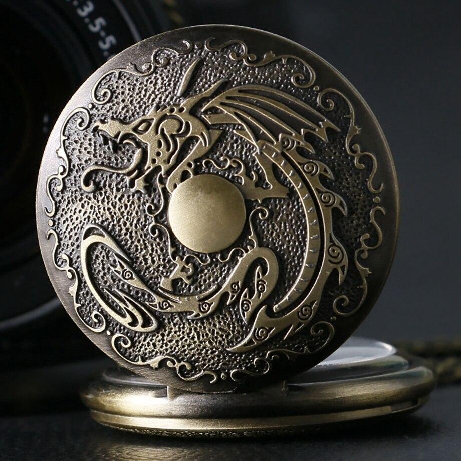 Dos Homens do vintage Relógio de Bolso