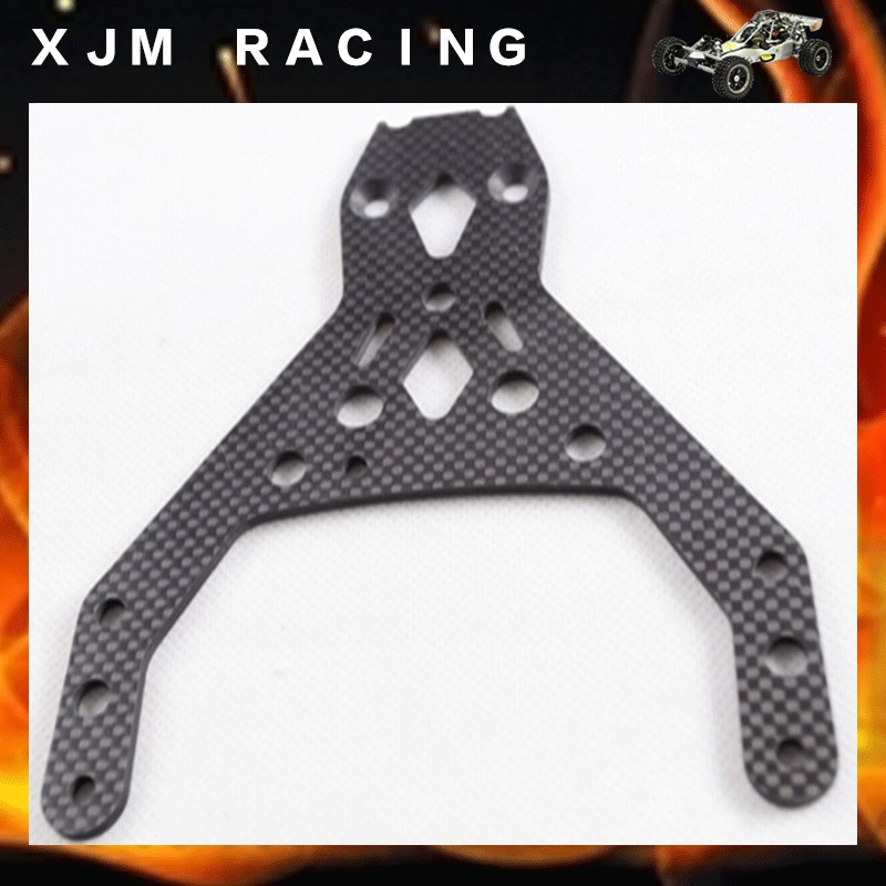 Подробнее о 1/5 rc car Carbon Front upper plate for 1/5 scale HPI ROVAN KM baja 5b/5t/5sc 1 5 rc car parts front knobby wasteland wheel tire x 2pcs set for 1 5 scale hpi rovan baja 5t 5sc