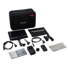 Aputure VS-2 FineHD Комплект ЖК-Экран Поле цифровой монитор 7 дюймов V-экран VS-2 FineHD для DSLR Видеокамеры