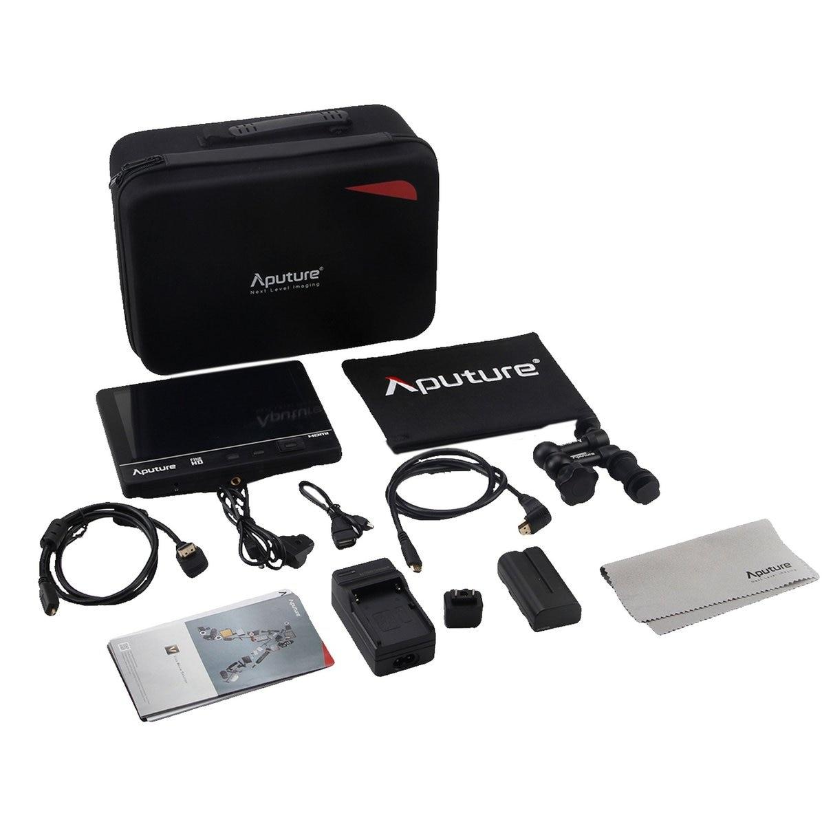 Aputure VS-2 Kit FineHD écran LCD moniteur numérique de champ 7 pouces v-écran VS-2 FineHD pour caméscope DSLR