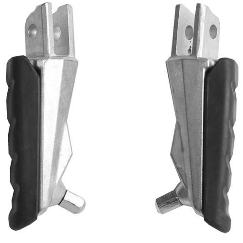 Motorcycle Front Rear Footrests Footpegs For BMW F800S F800ST F800 R1200RS ST F800GT 2011-2012