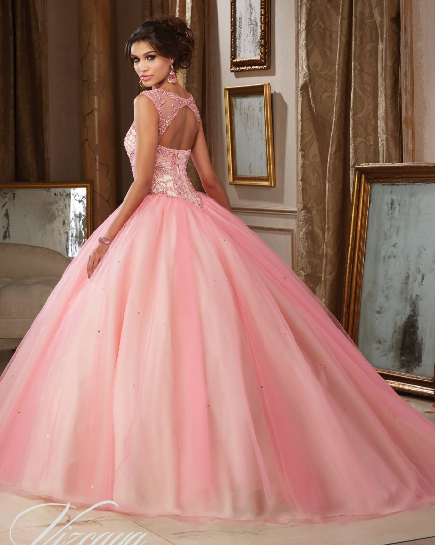 Encantador Vestido De Novia Estilo Cenicienta Motivo - Colección de ...