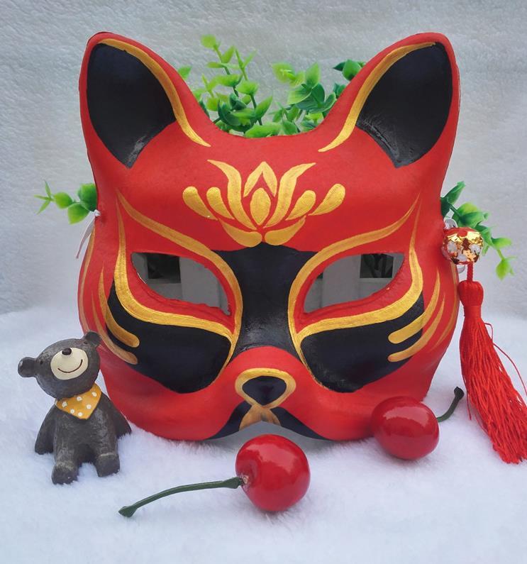 Japanese Anime Tiger Mask latex Mask Cosplay costume New Japan