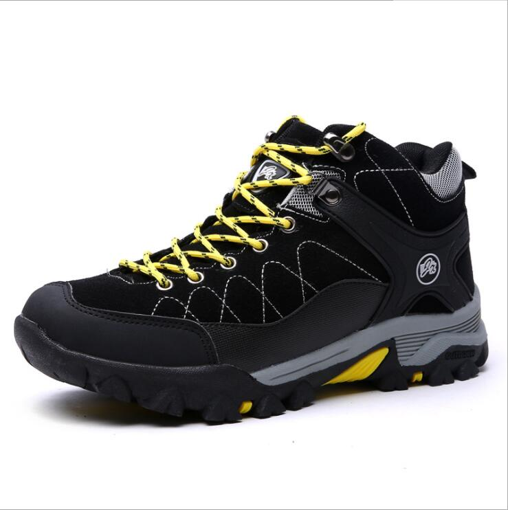 Sneakers Athletic-Shoes Outdoor New Jogging Men Typical-Style High-Cut Comfortable 39-45