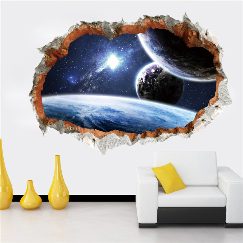 Online Get Cheap Space Bedroom Decorations -Aliexpress.Com