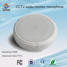 SIZHENG COTT-QD55 HD cctv microphone audio monitoring voice listening for IP cameras
