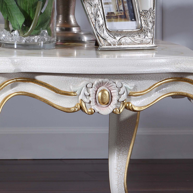 china best quality antique hand carved wood furniture - solid wood handcraft royalty  table