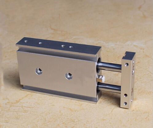 Здесь продается  bore 25mm X125mm stroke CXS Series double-shaft pneumatic air cylinder  Аппаратные средства
