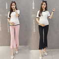 Pregnant women pants pregnant women bellows nine cents spring pregnant women pants spring thin pants