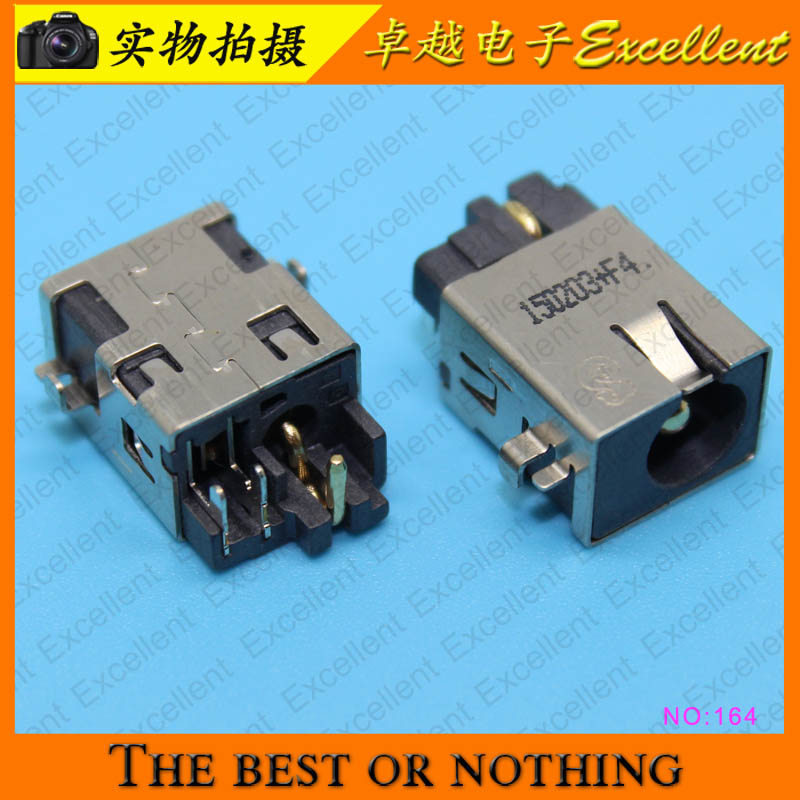 YuXi 10 pcs free shipping NEW DC Jack For ASUS X501 X501A X501A1 X501U DC Power Jack yuxi free shipping 100x dc power jack connector for asus g53 g53s g53j g53sx g53sw g53jw g53jw 3de g53jw dc jack