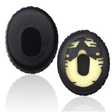 Foam Ear Pads Cushions Headband For Bose QC3 Quiet Comfort 3 OE1 Memory Sponge Headset Earpads Black Sh#