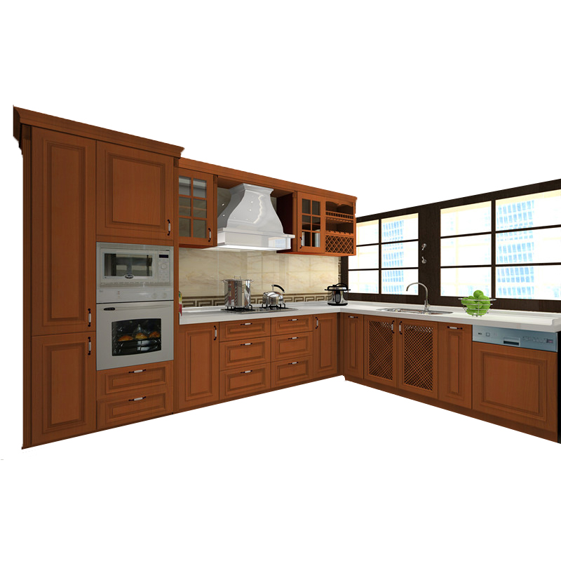 Kitchen Cabinets Usa: Rubber Wood Kitchen Cabinet Usa-in Living Room Sets From