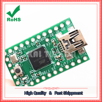 Teensy 2 0 USB AVR Development Board Experimental Board For Keyboard And Mouse ISP U Disk