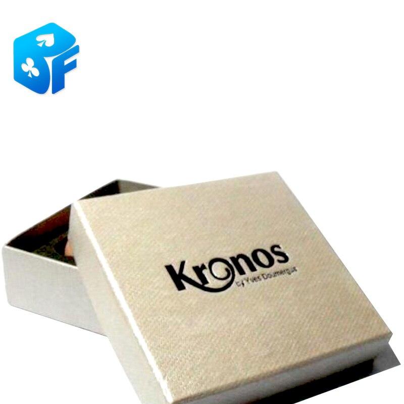 Livraison gratuite Kronos gimmick et instructions tours de magie accessoires de magie