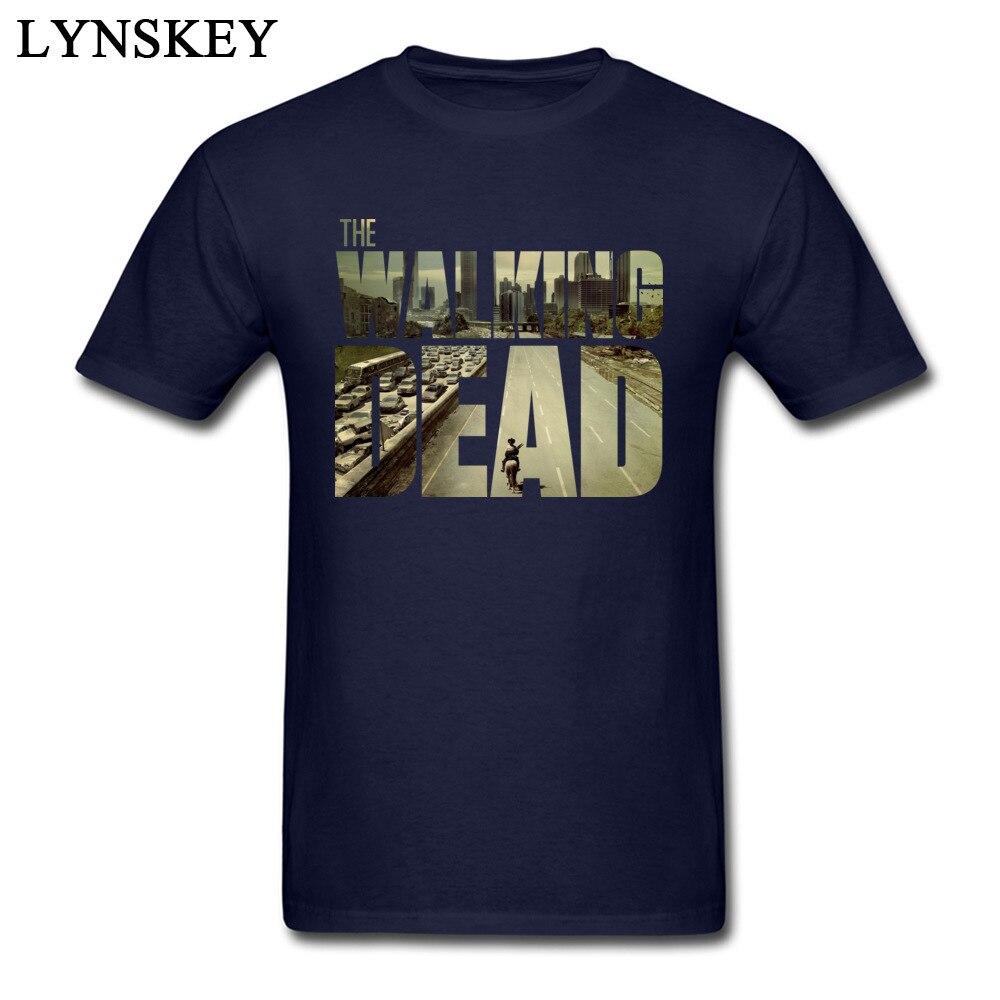 The Walking Dead_navy