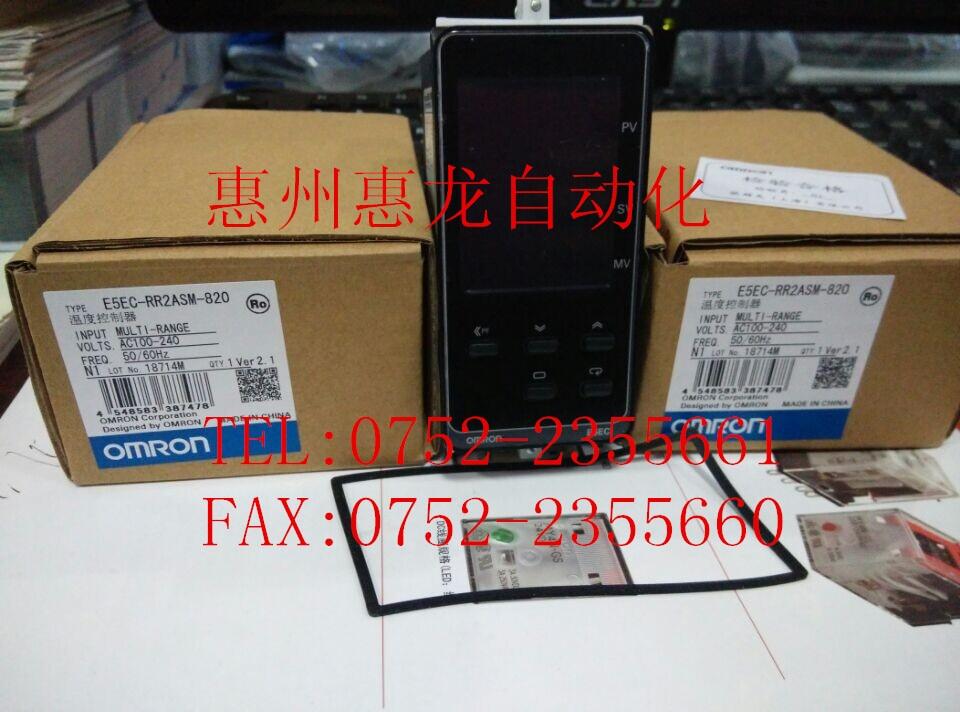 [ZOB] Supply of new original OMRON Omron digital temperature controller relay E5EC-QX2ASM-800 replacement E5EZ-Q3T все цены