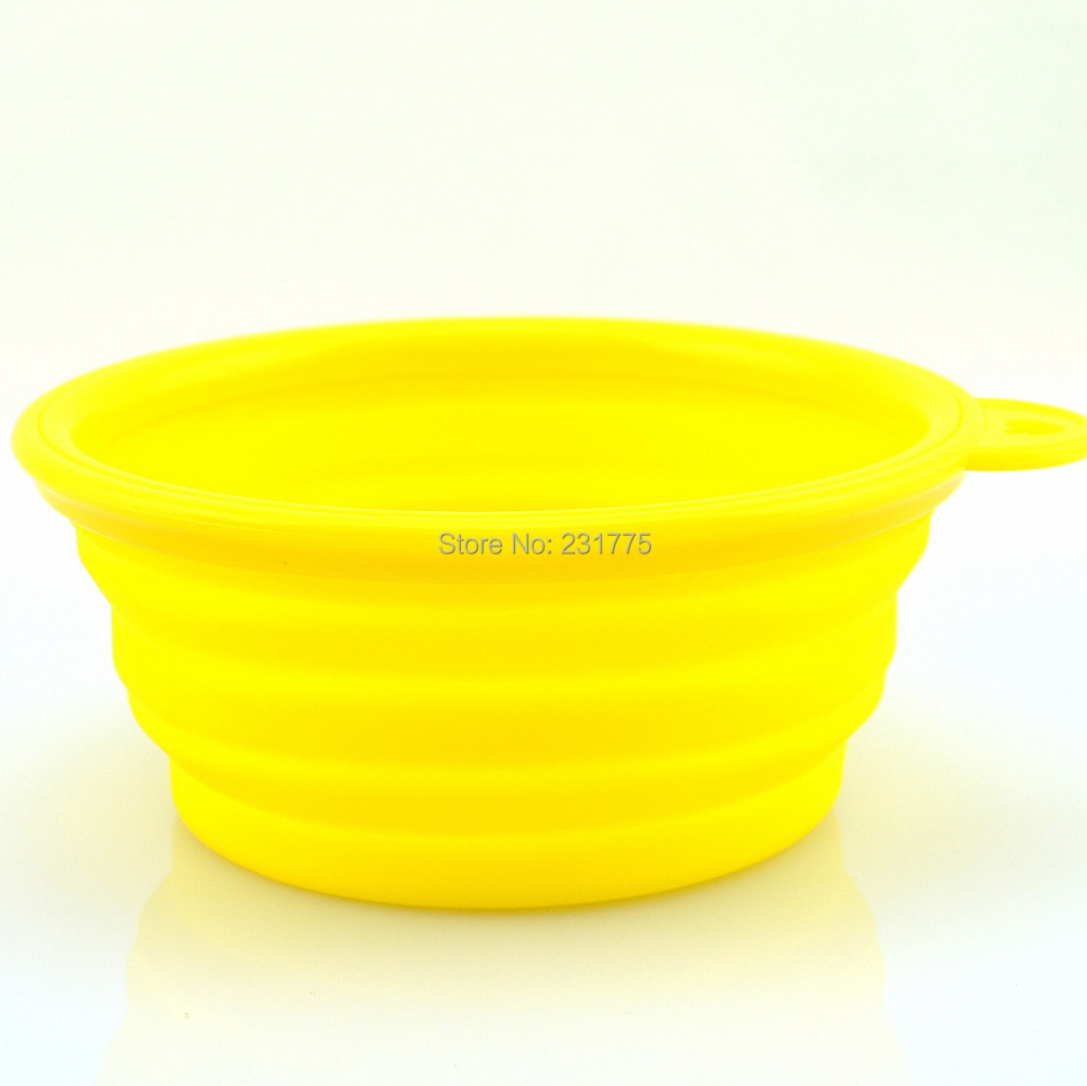 Free-Shipping-Dog-Cat-Pet-Portable-Silicone-Collapsible-Travel-folding-Bowl-Water-Dish-Feeder (5)
