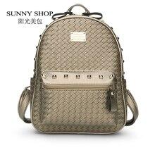 Солнечный магазин Revits Женщины Рюкзак Повседневная Корейская школьная рюкзак небольшой мешок женщин Свежий Подростковая сумка рюкзак ранец