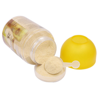 24K Gold Face Mask Powder 185g Brightening Active Gold Collagen Pearl Powder Facial Mask For The