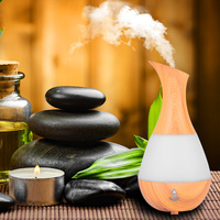 Bluetooth Version Air Humidifier Essential Oil Diffuser Aroma Lamp Aromatherapy Electric Aroma Diffuser Mist Maker For