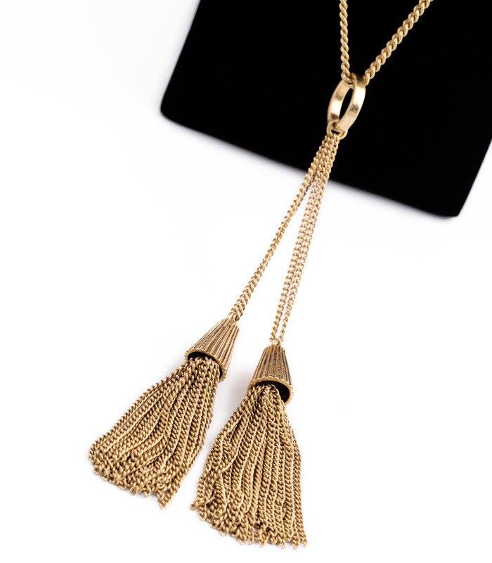 Bien-aimé Femmes mode collier marque bijoux accessoires de luxe magnifique  NT79