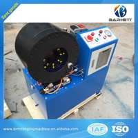 CE UL Best Quality BNT102 Industrial Hose Crimping Swaging Machine